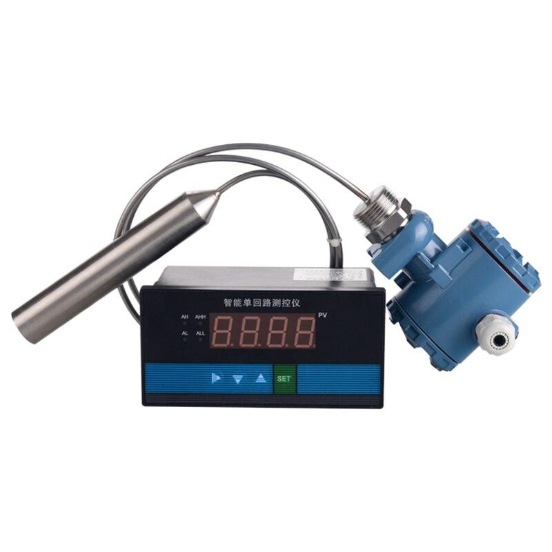 QDY60B capteur de niveau de réservoir de carburant Diesel transmetteur de niveau de réservoir d'huile capteur de niveau d'eau chaude sortie 0-5 V, DC24V