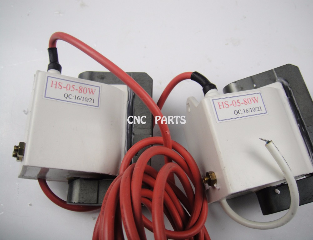 High Voltage Flyback Transformer for CO2 80W Laser Power Supply