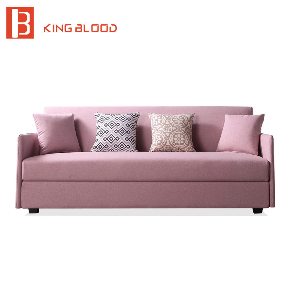 New design Living Room Furniture two seats folding sofa