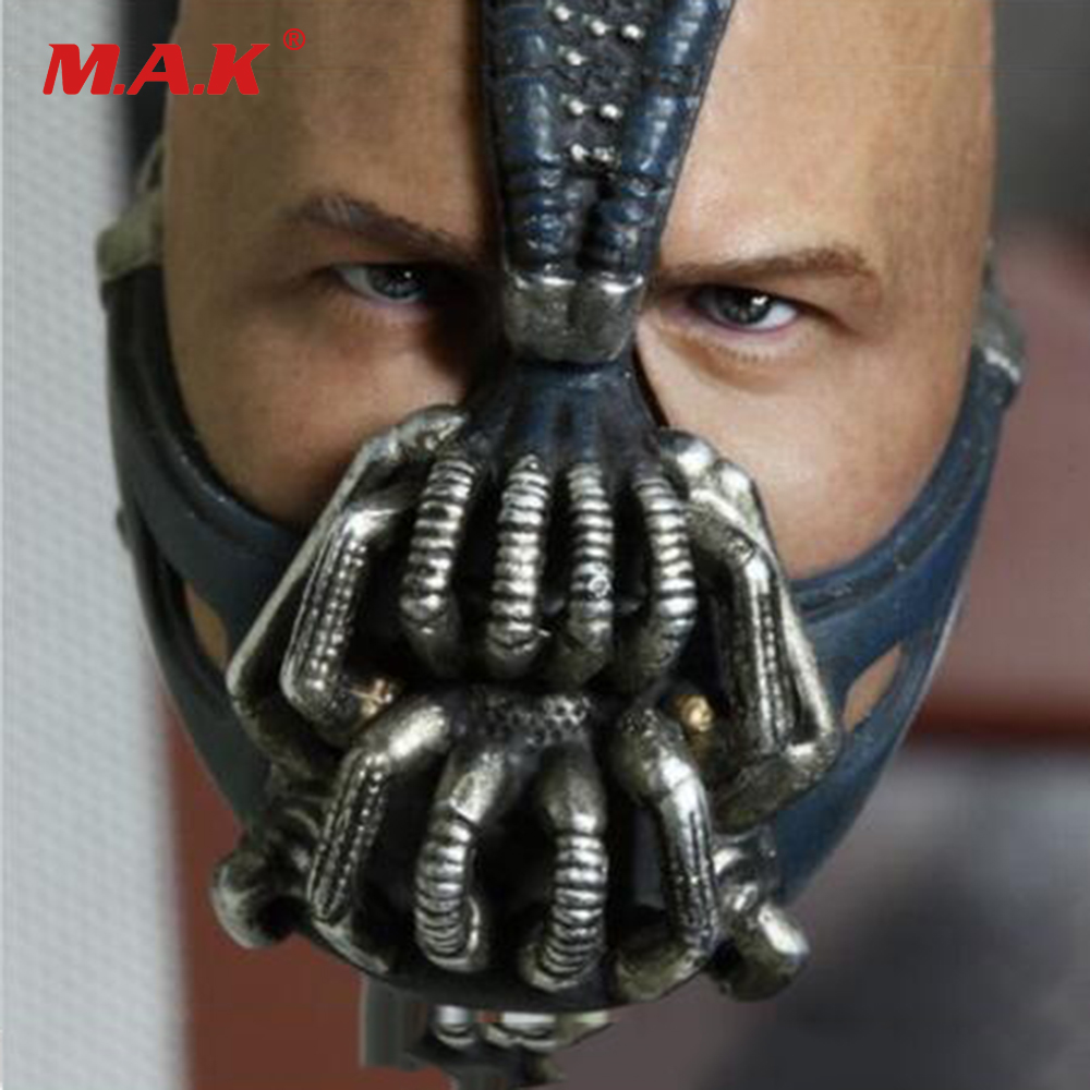 1//6 PH M34 Super Strong Male Body /& Batman Bane Head Sculpt No Clothes