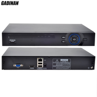 GADINAN Full HD 4CH 1080P NVR Or 8CH 960P NVR For 1080P 960P 720P IP Camera