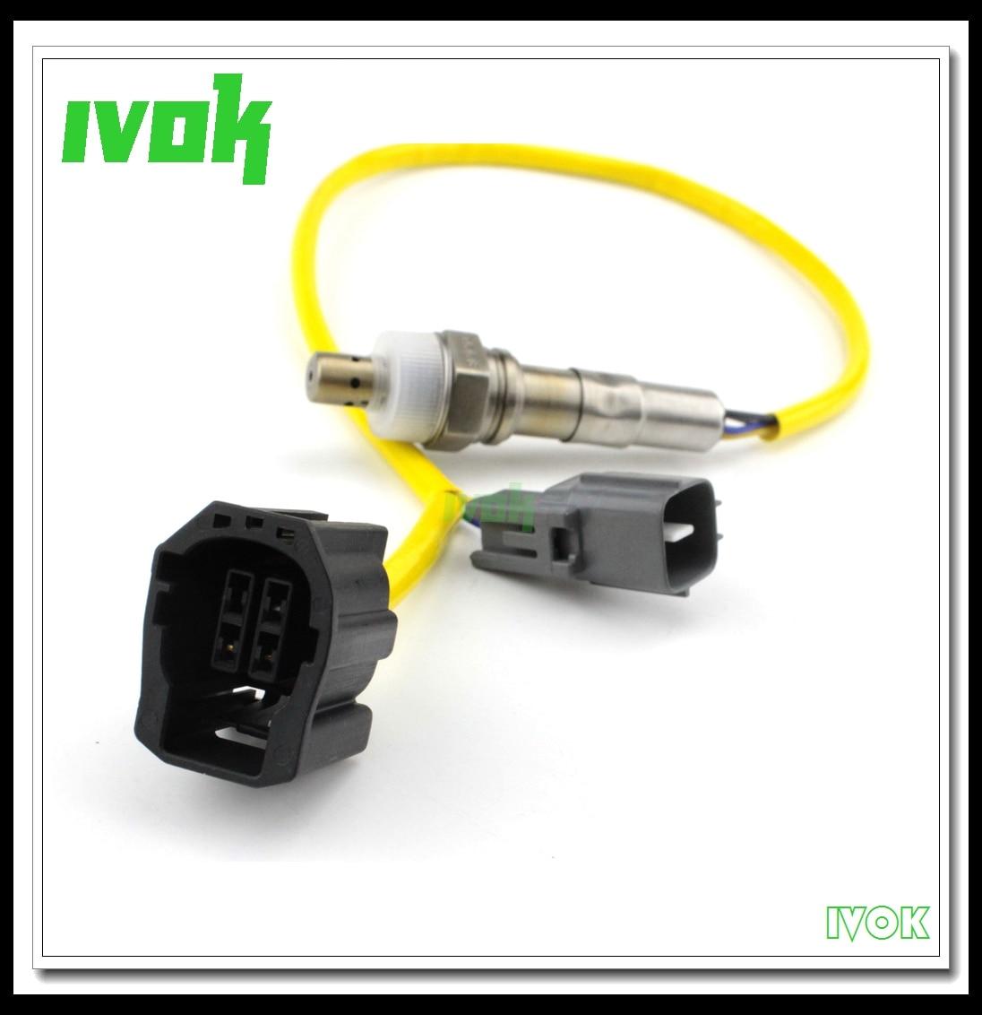 Sensor de oxígeno de sonda Lambda de 5 cables para Mazda 6 2002 2007 LFH1188G1D LFH1 18 8G1D-in Sensor de oxígeno del gas de escape from Automóviles y motocicletas