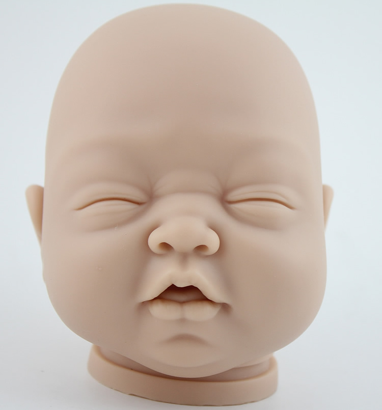 Reborn Doll Kits for 24inches Soft Vinyl Reborn Baby Dolls Accessories for DIY Realistic Toys for DIY Reborn Dolls Kits dk-0604 good price reborn baby doll kits for 17 baby doll made by soft vinyl real touch 3 4 limbs unpainted blank doll diy reborn doll