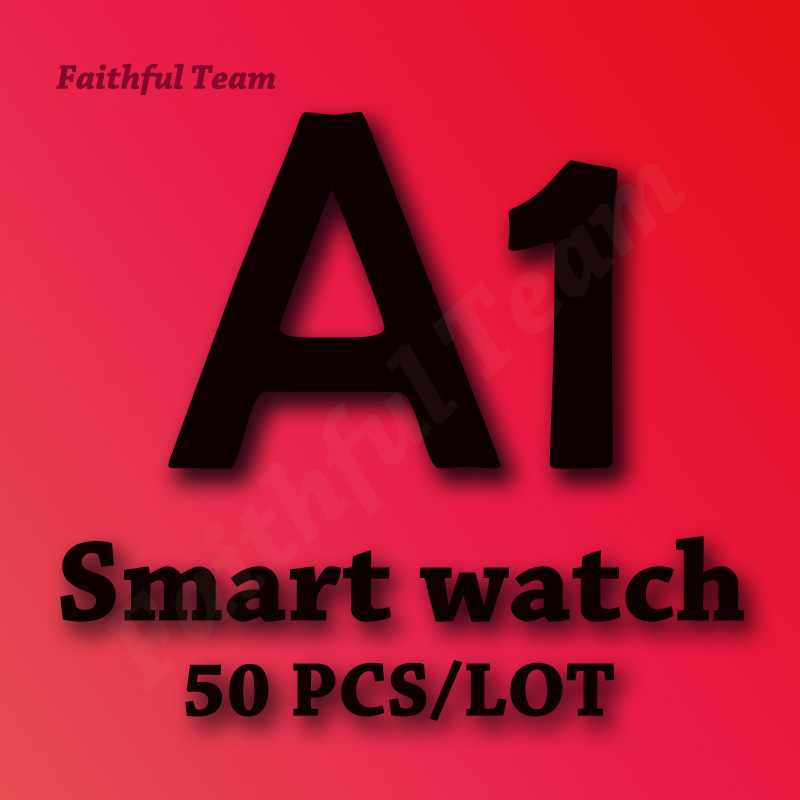 A1 Bluetooth Smart Watch men women With Camera Facebook Whatsapp Twitter Sync SMS Smartwatch Support SIM