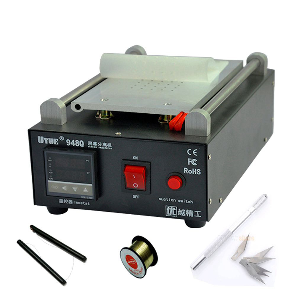 Hot Sale LCD Separator Build In Vaccum Pump Touch Screen Separating Machine For IPhone SAMSUNG Touch