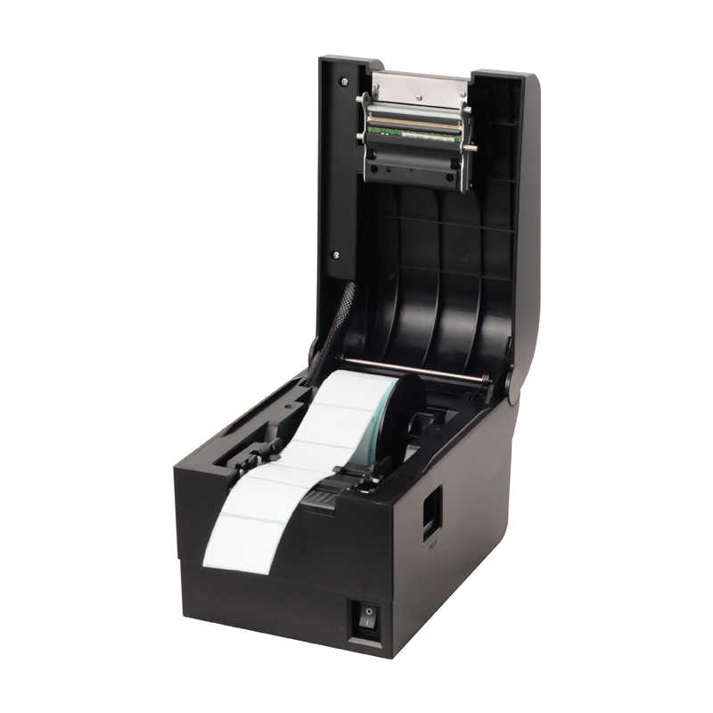 XP-235B Оригинальный Новый 58 мм Термальность этикеток Принтер для печати этикеток распродажа запасов цена принтеры этикеток со штрих-кодом Термальность код