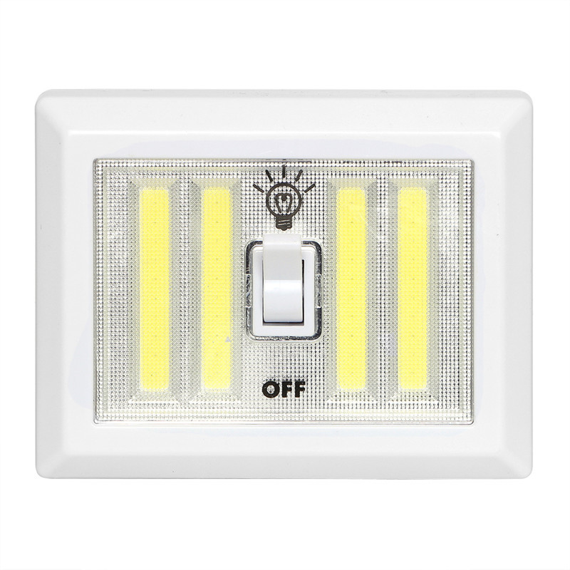 Multifunction Magnetic LED Emergency Lights Outdoor Door Wall Lamp White Color Tent Night Light Battery Power Support