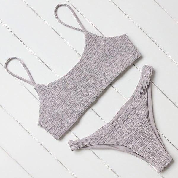 Sexy Bikini Swimwear Women Swimsuit Push Up Micro Brazilian B1249 13