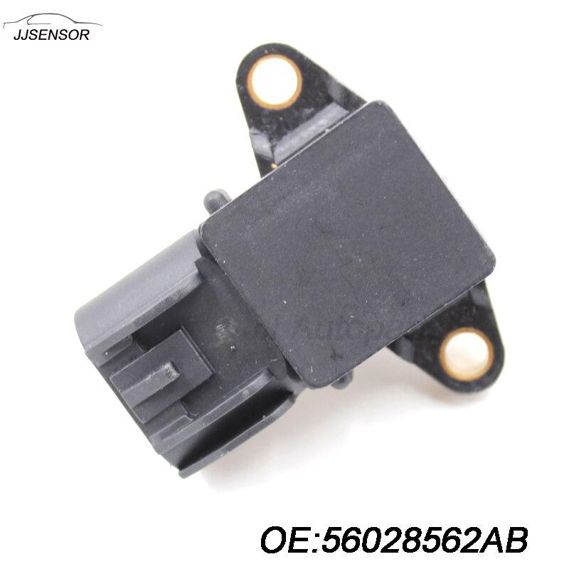 MAP Sensor 56028562AB Intake Manifold Air Absolute Boost Pressure Sensor For Jeep Cherokee Chrsler 300