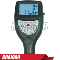 CM 8856 Paint Meter Coating Thickness Gauge Tester CM8856 Digital backlit display with no guessing or errors