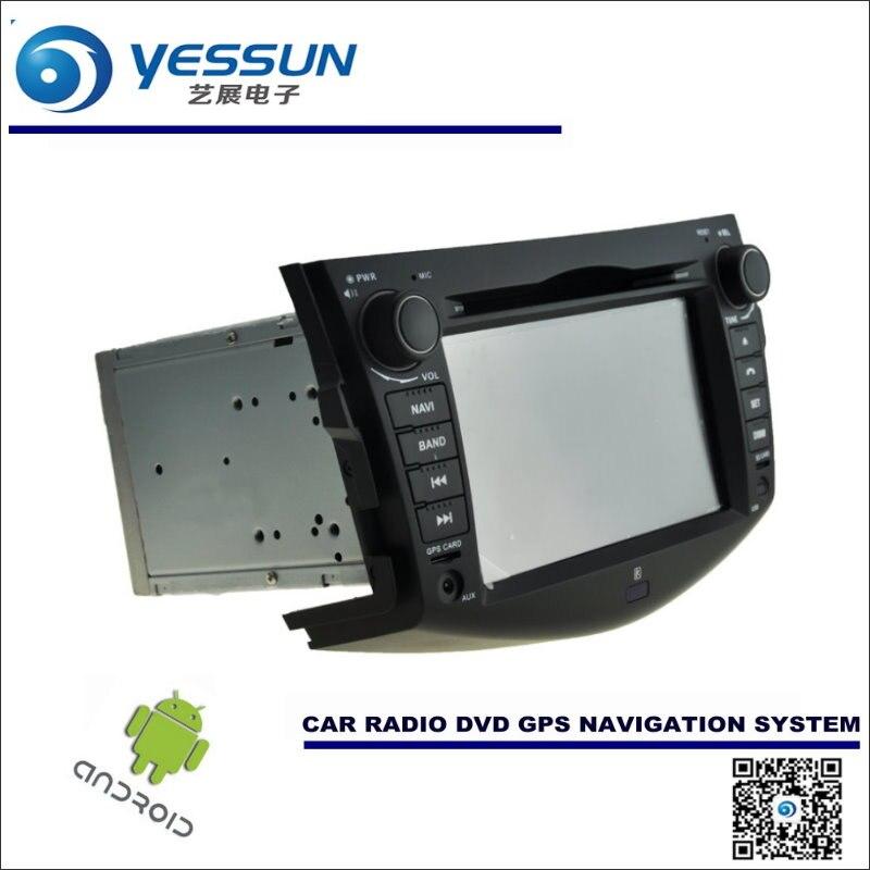 Android Sistema de Navegación del coche Para Toyota RAV4 XA30 2005 ~ 2012 a Radi