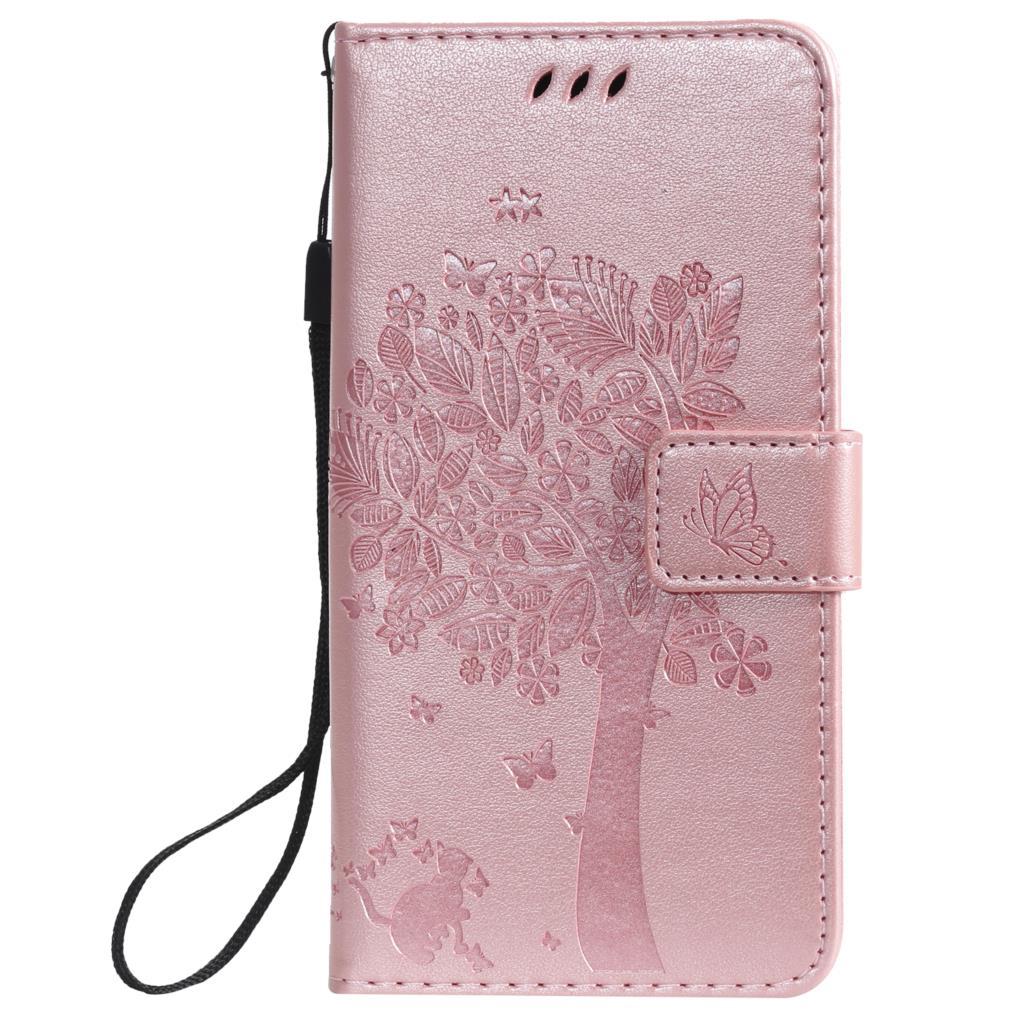 Embossing Leather Case For vivo Y53 i Case BBK Vivo 1606 Phone Case Bag BBK Vivo Y53i 1606 phone Bag Vivo 1606 Wallet Bag