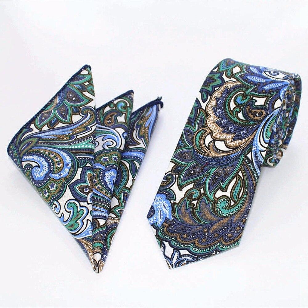 GUSLESON Brand New Ерлер Hanky Tie жиынтықтары - Киімге арналған аксессуарлар - фото 6