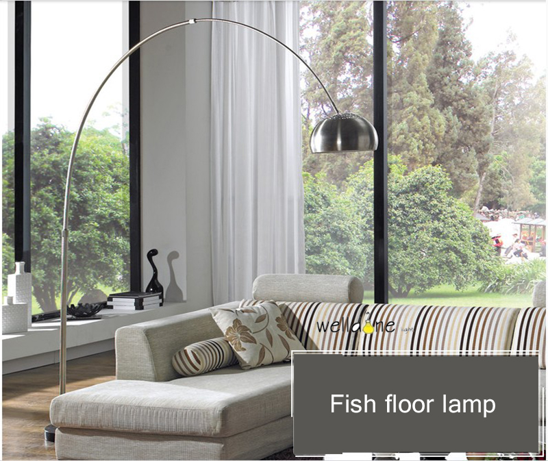 Fashion Modern Twiggy Floor Lamp Light For Home Indoor Bedroom Living Room Sofa Stand Fishing Lighting Fixture Decoration In Lamps From Lights
