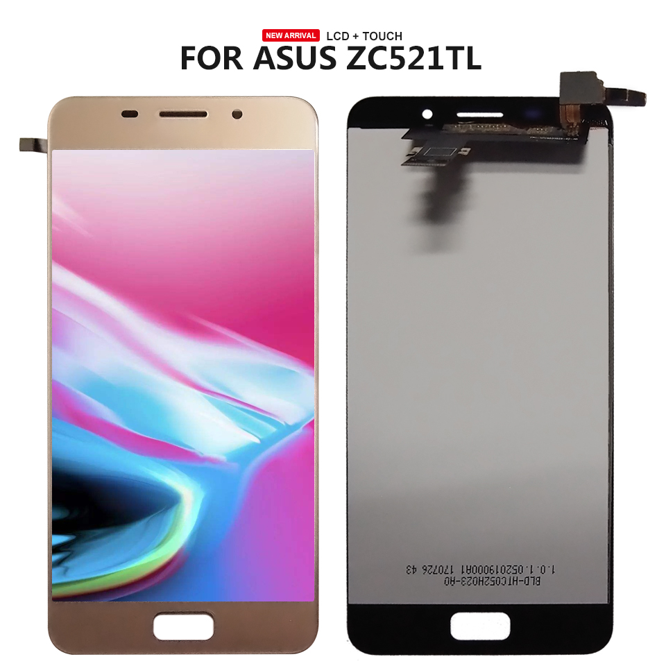 For ASUS Zenfone 3s Max X00GD ZC521TL LCD Display Touch Screen Digitizer  Glass Assembly + Tools