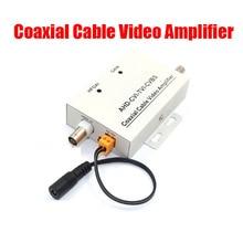 Cable Coaxial HD amplificador de señal de Video BNC extensor cámara de seguridad CCTV