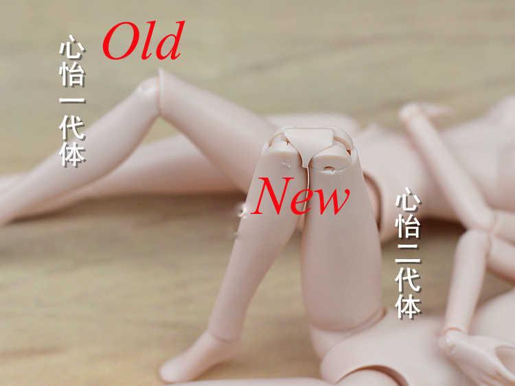 Супер крутая Кукла тело/с 14 совместный подвижный/для игрушки Барби белая кожа кукла Синьи аксессуары/Детские игрушки для девочек Рождество
