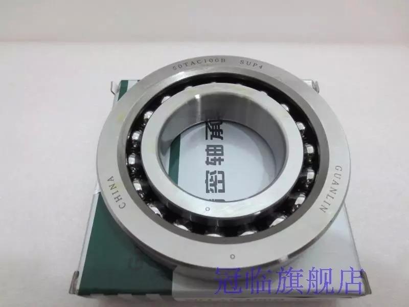 Cost performance 55TAC100B SU P4 ball screw shaft high speed precision bearings 1pcs 71822 71822cd p4 7822 110x140x16 mochu thin walled miniature angular contact bearings speed spindle bearings cnc abec 7