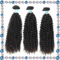 Indian curly virgin hair afro kinky curly hair natrual black 100 human hair sew in extensions black women curly weave human hair