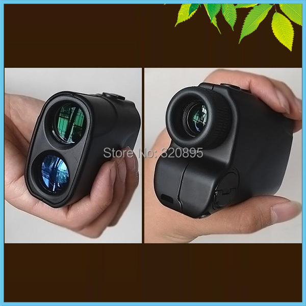 Monocular Angle Elevation Rangefinder 450m Laser Golf Rangefinder Laser Height Angle Finder with Pinseeker and Slope Function