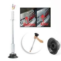 Air Pneumatic Dent Puller Car Auto Body Repair Tool Suction Cup Slide Hammer Kit Universal
