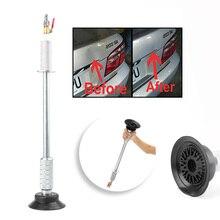 Ar pneumático dent extrator carro ferramenta de reparo do corpo automático ventosa slide martelo kit universal