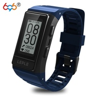 696 2018 S909 color oled screen Smart Watch IP68 Waterproof Heart Rate Monitor Fitness Tracker activity monitor for apple iphone