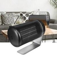 Portable Mini 220V Electric Heater Fan Heater Desktop Warm Air Blower Heating Heat Fan PTC Ceramic