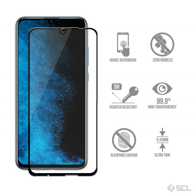 official photos cf588 0480b US $1.99  9H Full Cover Tempered Glass Screen Protector for Huawei P Smart  2019 POT LX3 POT LX1 for Huawei Honor 10 Lite glass Film-in Rhinestone ...
