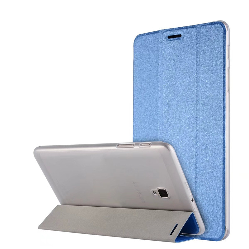 Case Cover For Samsung Galaxy Tab A 8.0 2017 SM-T380 T385 Slim Smart Stand Case For Galaxy Tab A 8.0 T380 8