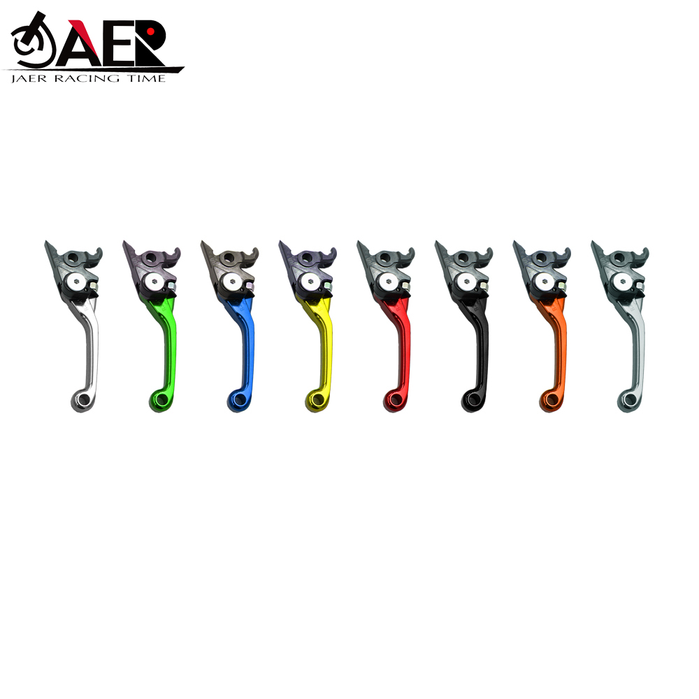 Image 5 - JAER Pivot Brake Clutch Levers For Honda XR230 Motard 2005 2012 SL230 1997 2004 Top Quality Aluminum CNC Machined-in Levers, Ropes & Cables from Automobiles & Motorcycles