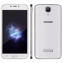 "Teléfono celular original doogee x9 android 6.0 mtk6580 quad core rom 16 gb ram 1 gb de 8mp smartphone 1280*720 5.5 ""OTA OTG teléfono móvil"