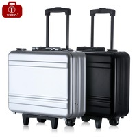 All aluminum trolley case Integral metal aluminum case password instrument equipment toolbox camera security box custom