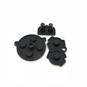 Image 3 - 20set Colorful Rubber Conductive Buttons A B D pad for GameBoy Advance GBA Silicone Start Select Keypad