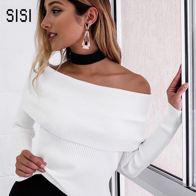 Womens sexy sweaters