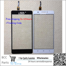 In stock!Best quality Original Black/white Touch screen Digitizer For Lenovo K3 Note K50-T 100% new!