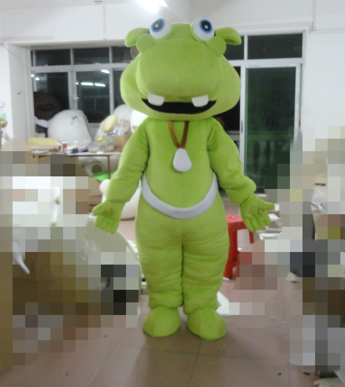 New hippopotamus Mascot Costume Unisex Adult Size Fancy Dress  for Halloween party costumes