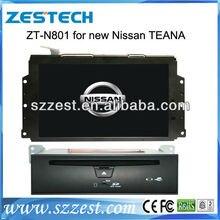 ZESTECH 7 inch Car DVD player for NISSAN Teana with GPS Car Radio CanBus BT SD/USB ATV RDS IPOD 4g sd Map
