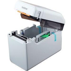 Image 3 - Label Machine TD 2020 Thermal Computer Label Printer Portable Self adhesive Label Bar Code Printer BROTHER  TD 2020 labe