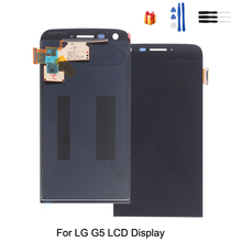 Original For LG G5 LCD Touch Screen Digitizer For LG G5 LCD Replacement Screen For LG G5 Display 5.3'' H850 with Frame Free Tool 100% brand new tested original touch screen digitizer lcd display screen frame for lg g3 d855d850 replacement part free shipping