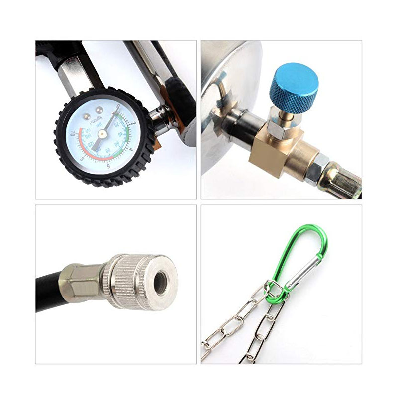 Image 5 - Universal Auto Engine Care Maintenance Non Dismantle Fuel System Cleaning for Gasonline Injector Cleaner Tools for petrol Cars-in Pressure & Vacuum Testers from Automobiles & Motorcycles