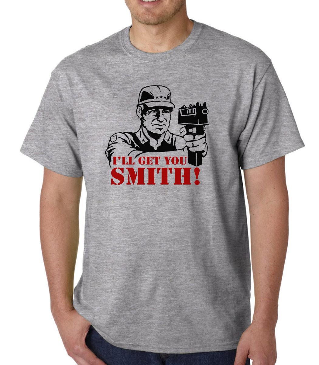 Decker The A-team T-shirt Ill Get You Smith Hannibal Baracus Murdoch Cool Casual Pride T Shirt Men Unisex New Apprehensive Col