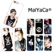 MaiYaCa BIGBANG K-Pop G-Dragon Taeyang Seungri ที่น่าตื่นตาตื่นใจใหม่สำหรับ iPhone 11 Pro 8 7 66S PLUS X 10 5S SE XR XS XS MAX(China)