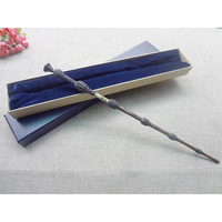 New Original Version Quality Metal Core Deluxe Cosplay Albus Dumbledore Magic Wand Magical Stick With Gift