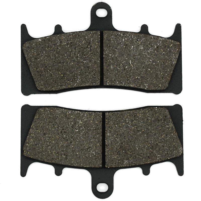 Cyleto Front <font><b>Brake</b></font> Pads for <font><b>SUZUKI</b></font> TL 1000 1000R TL1000R 98-02 GSF 1200 <font><b>GSF1200</b></font> 01-05 GSX 1300 R GSX1300R Hayabusa 1997-2007 image