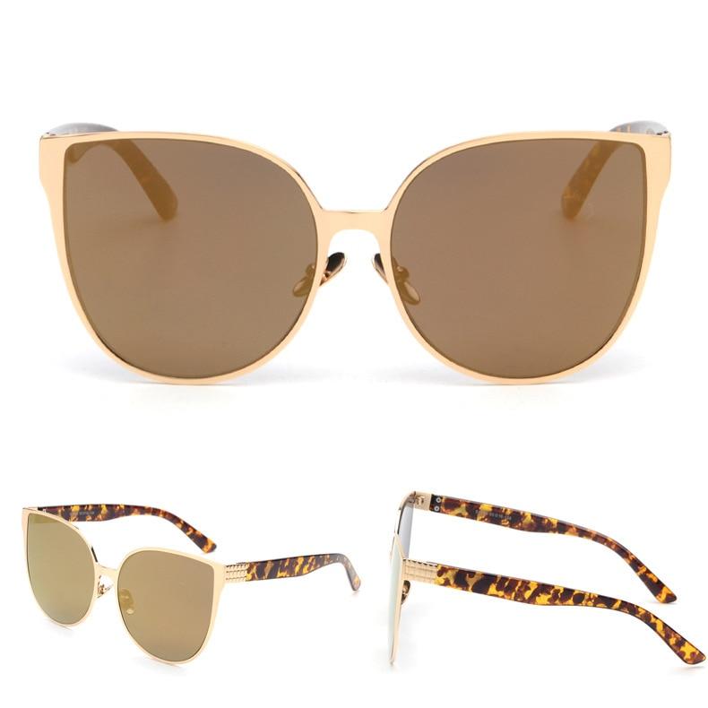 Poznati brend mačkasti dizajner hip-hop modne sunčane naočale - Pribor za odjeću - Foto 5