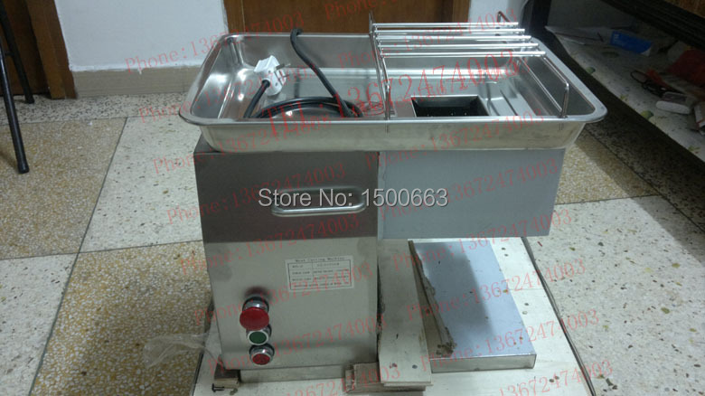 Hot sele 110v 220v QX Meat Slicer Meat Cutting Machine  Widely used in the restaurant brand new smt yamaha feeder ft 8 2mm feeder used in pick and place machine