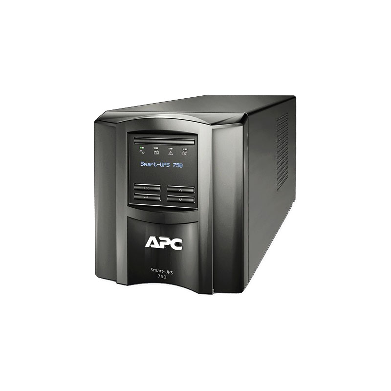 Uninterruptible Power Supply APC Smart-UPS SMT750I Home Improvement Electrical Equipment & Supplies (UPS) apc smt750i smart ups 750va lcd ибп