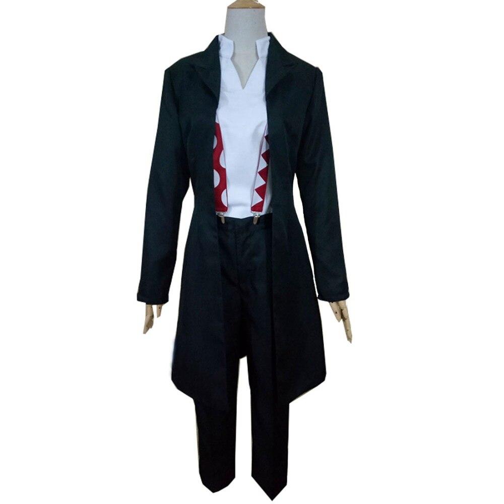 2018 Tokyo Ghoul Juuzou Suzuya black Cosplay Costume