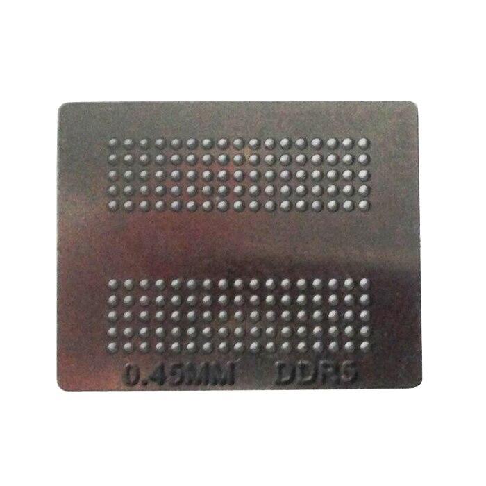 20 pcs/lot Direct Heat Stencil PS4 BGA Stencil template K4G41325FC GDDR5 RAM, solder ball size 0.45mm 1pcs 215 0852000 215 0852020 215 0880030 bga stencil template